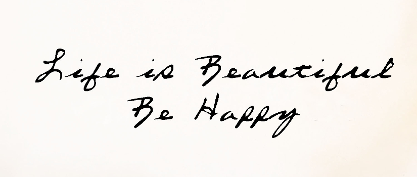 Do You Really Want to BeHappy?